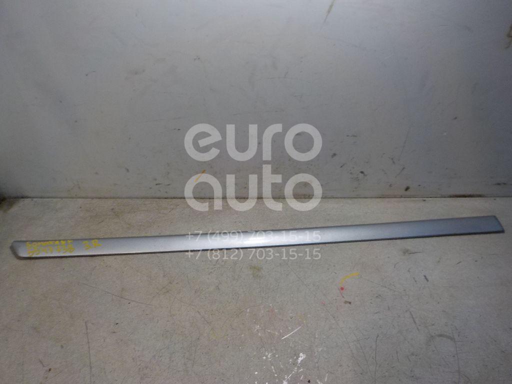 Молдинг задней правой двери для Hyundai Sonata V (NF) 2005-2010 - Фото №1