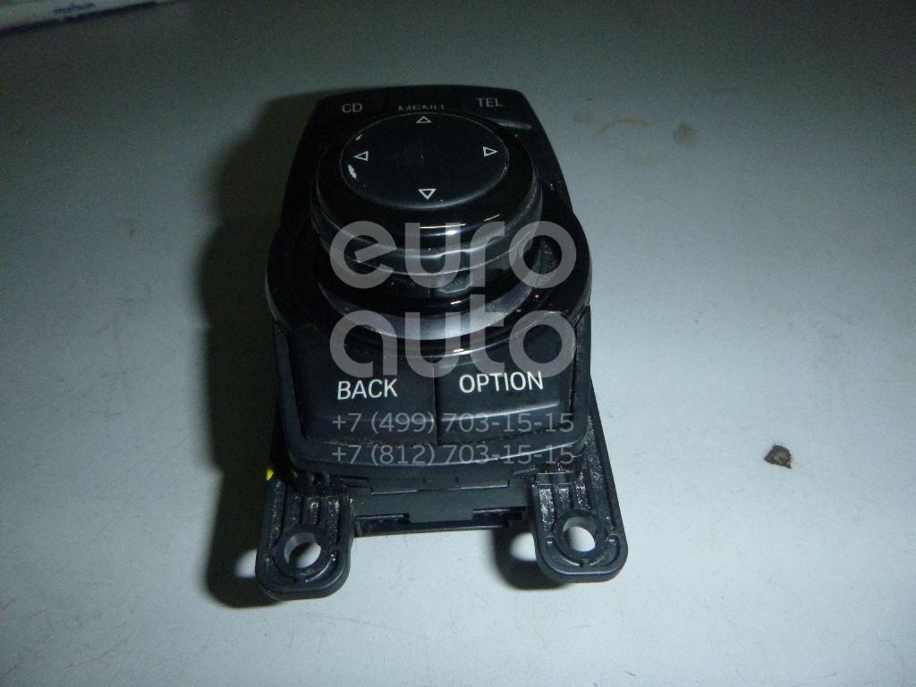 Блок кнопок для BMW 7-серия F01/F02 2008-2015;5-серия F10/F11 2009>;GT F07 2008> - Фото №1