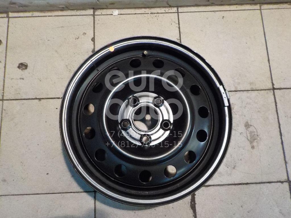 Диск колесный железо для Hyundai Sonata NF# 2005> - Фото №1