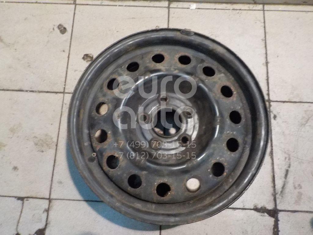 Диск колесный железо для Hyundai Sonata V (NF) 2005-2010;Tucson 2004-2010 - Фото №1