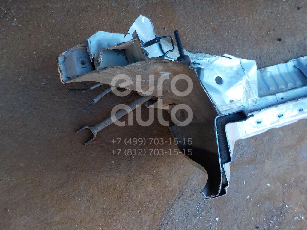 Порог со стойкой правый для Hyundai Sonata V (NF) 2005-2010 - Фото №1