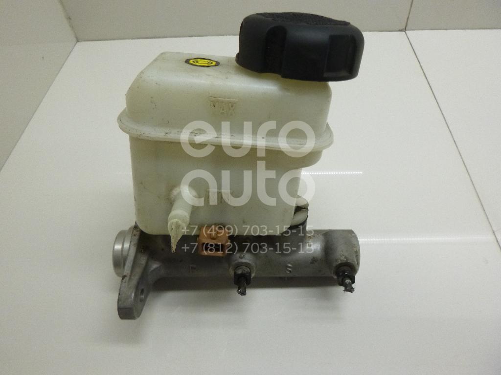 Цилиндр тормозной главный для Hyundai Sonata NF# 2005> - Фото №1