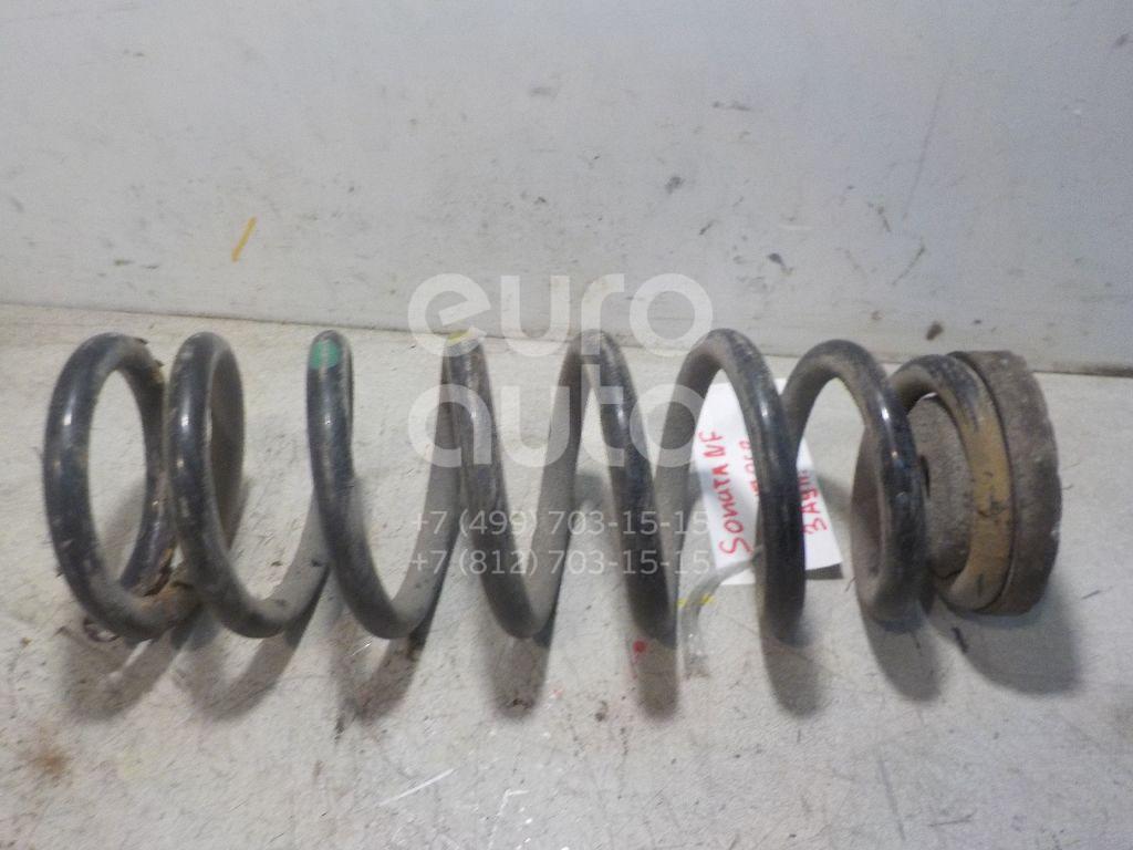 Пружина задняя для Hyundai Sonata NF# 2005> - Фото №1