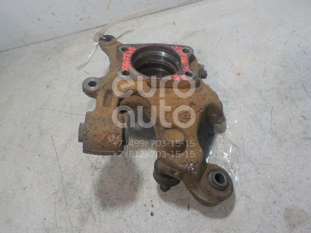 Кулак поворотный задний правый для Hyundai Sonata V (NF) 2005-2010;Grandeur (IV) 2005-2010 - Фото №1