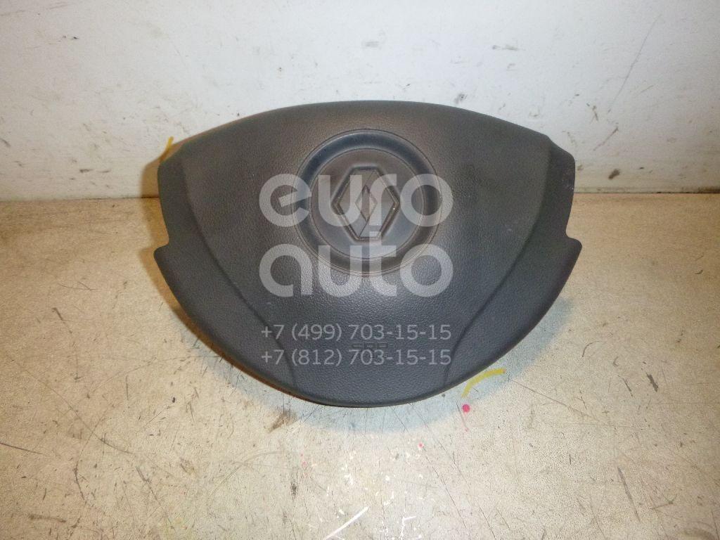 Подушка безопасности в рулевое колесо для Renault Logan 2005-2014;Logan II 2014> - Фото №1