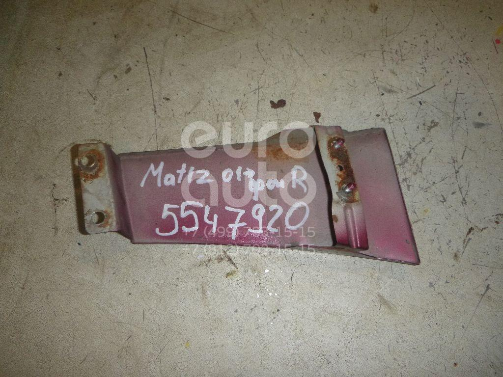 Планка под фонарь правая для Daewoo Matiz 2001> - Фото №1