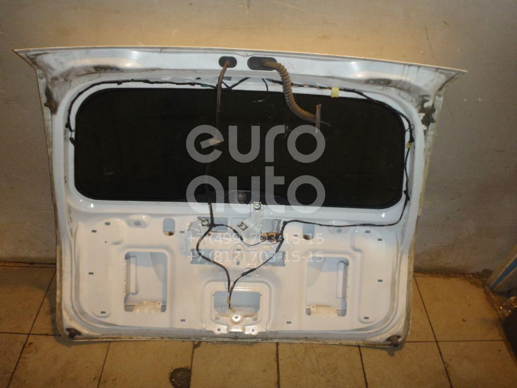 Дверь багажника со стеклом для Ford Focus II 2008-2011 - Фото №1