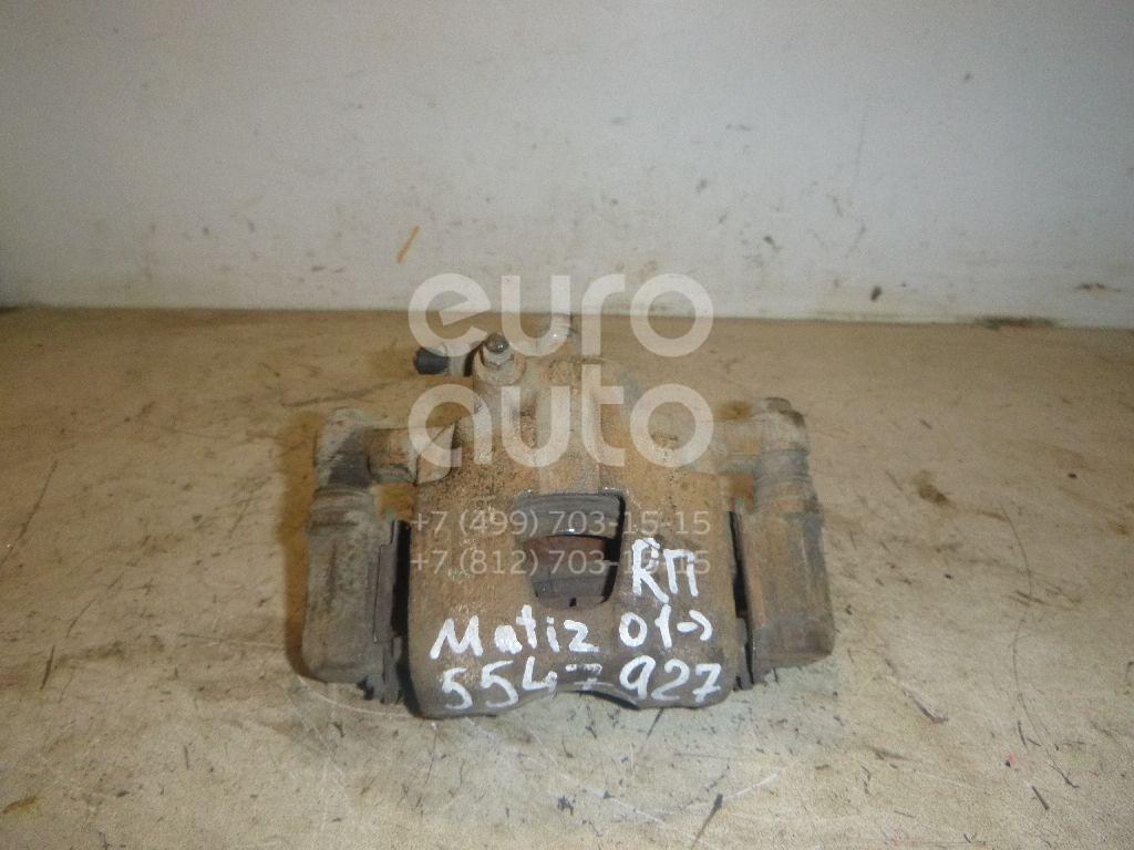 Суппорт передний правый для Chevrolet Matiz 2001>;Matiz (KLYA) 1998>;Spark 2005-2011 - Фото №1