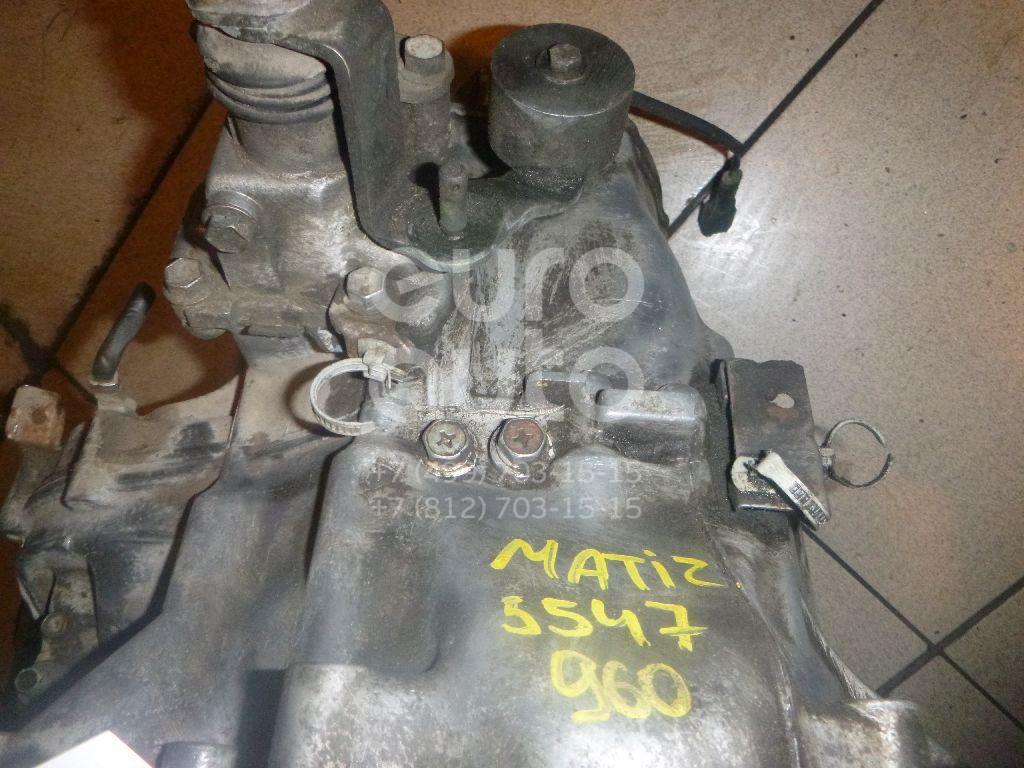 МКПП (механическая коробка переключения передач) для Daewoo Matiz 2001>;Matiz (KLYA) 1998> - Фото №1