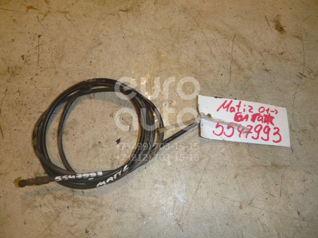 Трос открывания багажника для Daewoo Matiz 2001> - Фото №1