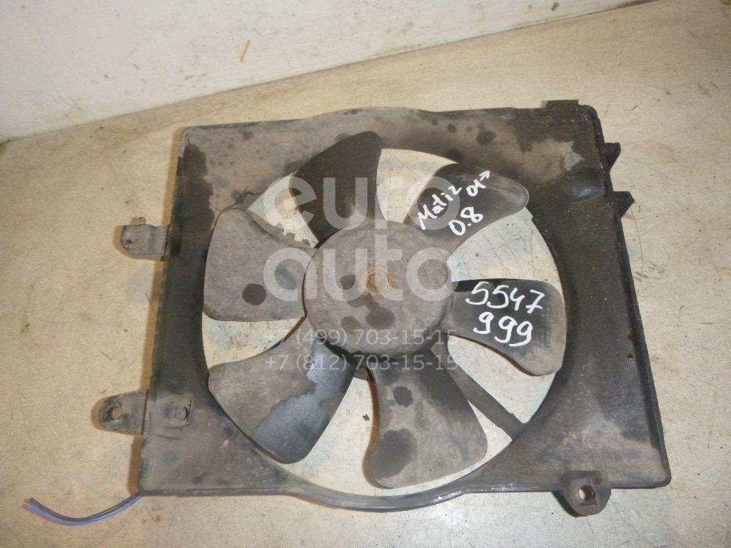 Вентилятор радиатора для Daewoo Matiz (M100/M150) 1998-2015 - Фото №1