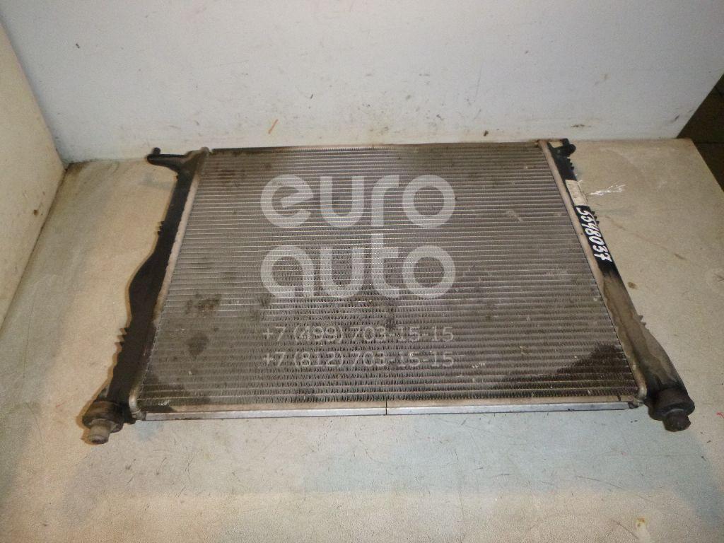 Радиатор основной для Renault,Nissan Logan 2005-2014;Almera (G15) 2013> - Фото №1