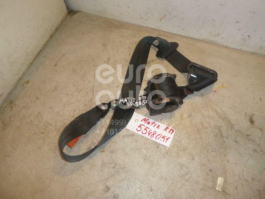 Ремень безопасности для Daewoo Matiz 2001> - Фото №1
