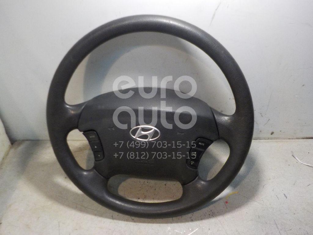 Рулевое колесо с AIR BAG для Hyundai Sonata V (NF) 2005-2010 - Фото №1