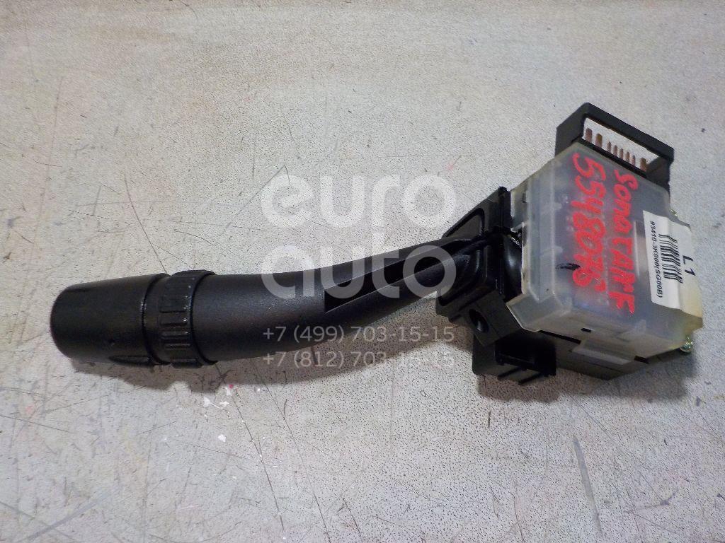 Переключатель поворотов подрулевой для Hyundai Sonata V (NF) 2005-2010 - Фото №1