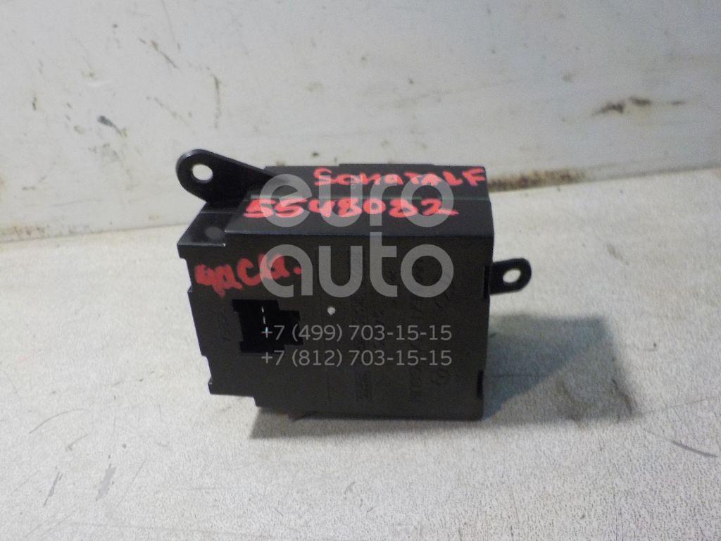 Часы для Hyundai Sonata V (NF) 2005-2010 - Фото №1