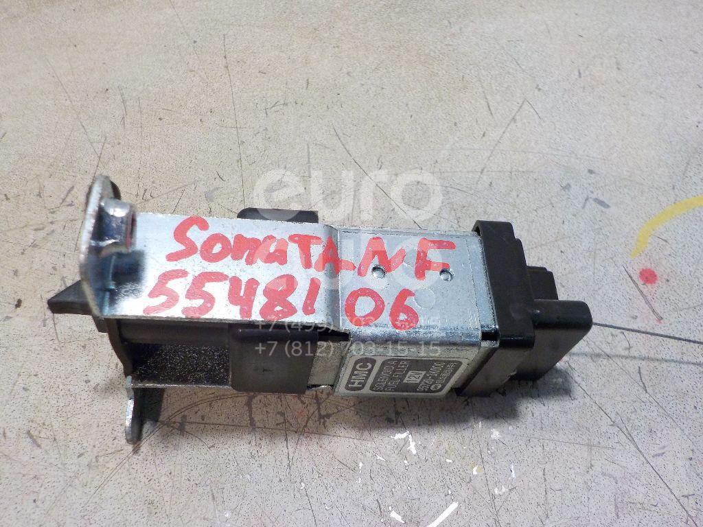 Активатор замка крышки бензобака для Hyundai Sonata V (NF) 2005-2010 - Фото №1