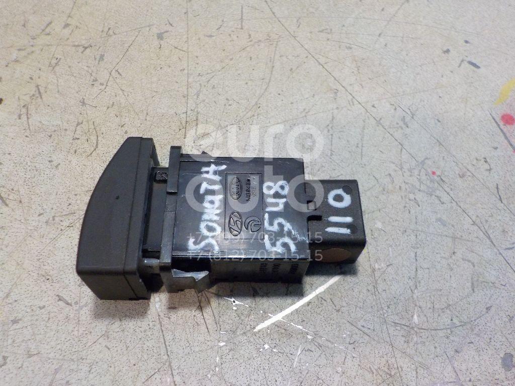 Кнопка противотуманки для Hyundai Sonata V (NF) 2005-2010 - Фото №1