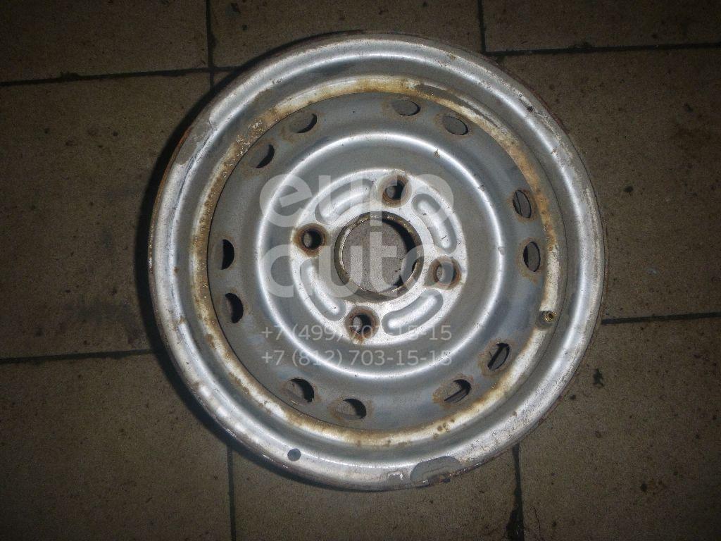 Диск колесный железо для Daewoo Matiz 2001> - Фото №1