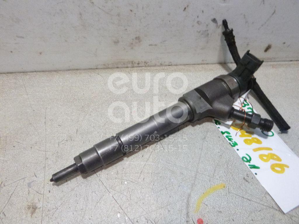 Форсунка дизельная электрическая для Ford BT-50 2006-2012;Ranger 2006-2012 - Фото №1