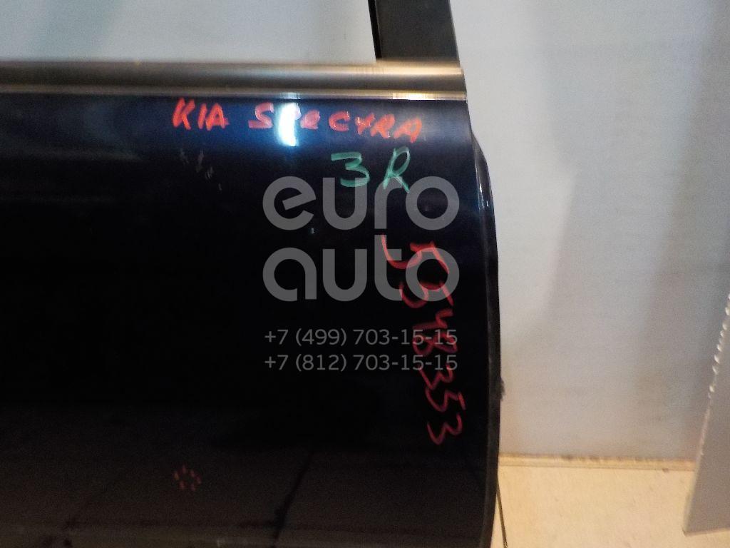 Дверь задняя правая для Kia Spectra 2001-2011 - Фото №1