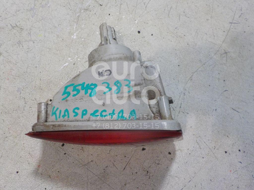 Фонарь задний в бампер правый для Kia Spectra 2001> - Фото №1