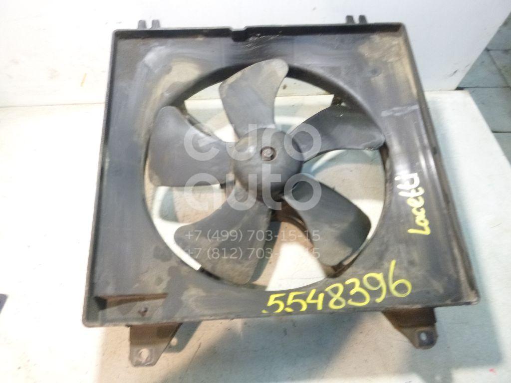 Вентилятор радиатора для Chevrolet Lacetti 2003-2013 - Фото №1