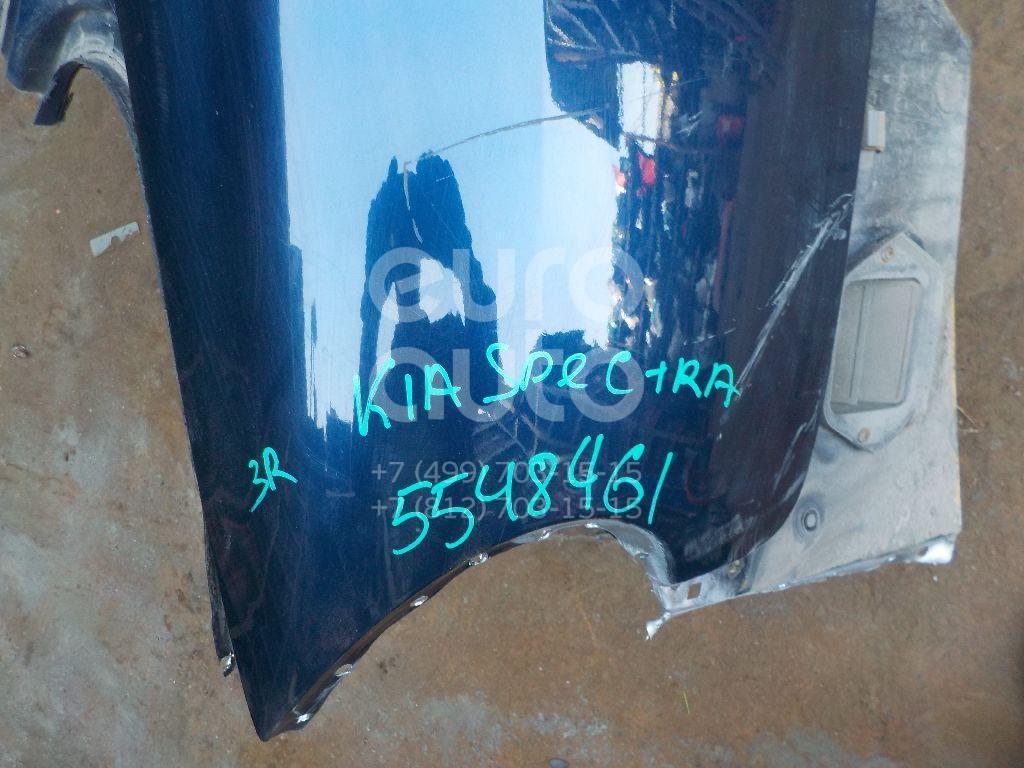 Крыло заднее правое для Kia Spectra 2001-2011 - Фото №1