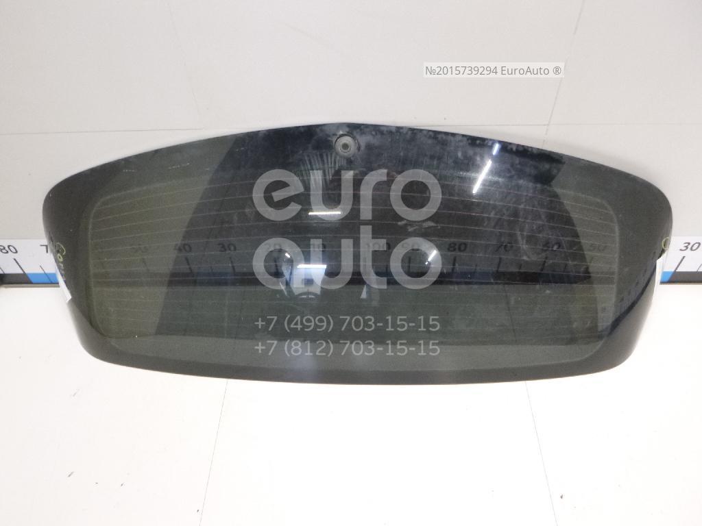 Дверь багажника со стеклом для Opel Corsa D 2006-2015 - Фото №1