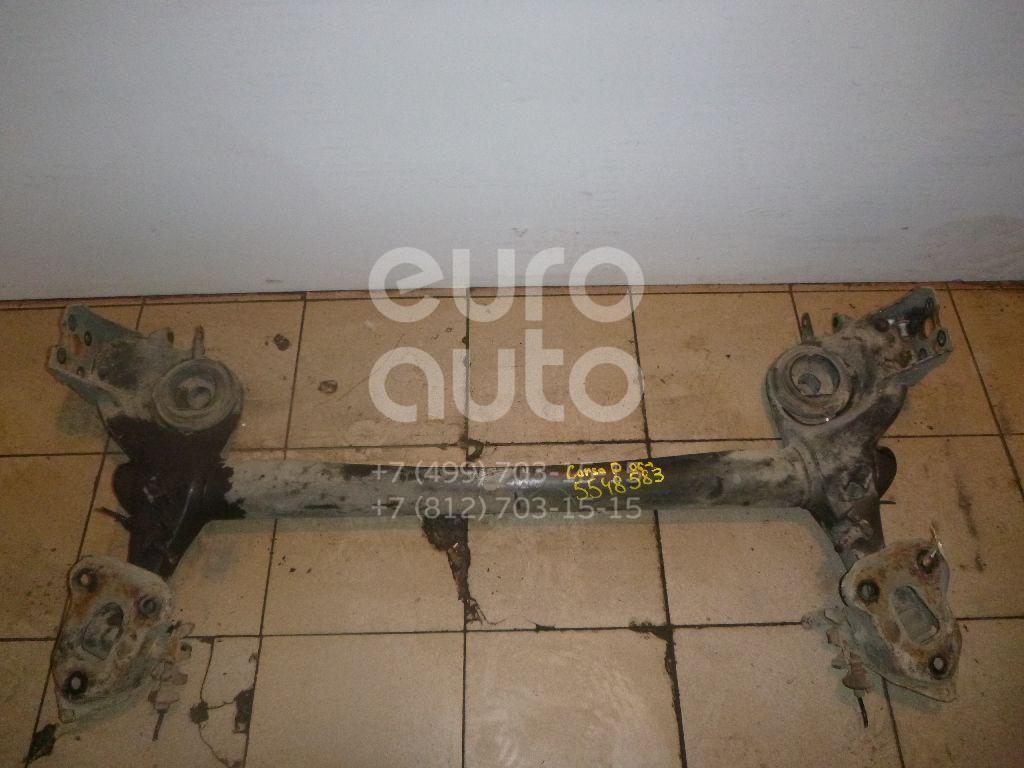 Балка задняя для Opel Corsa D 2006> - Фото №1