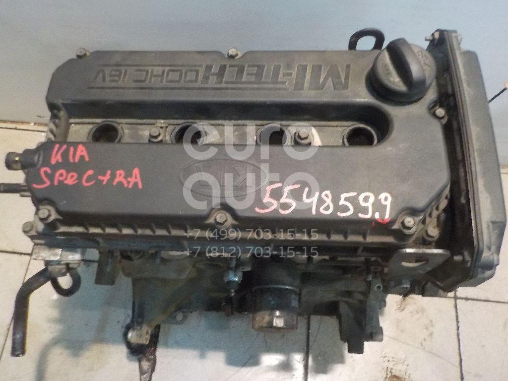 Двигатель для Kia Spectra 2001> - Фото №1