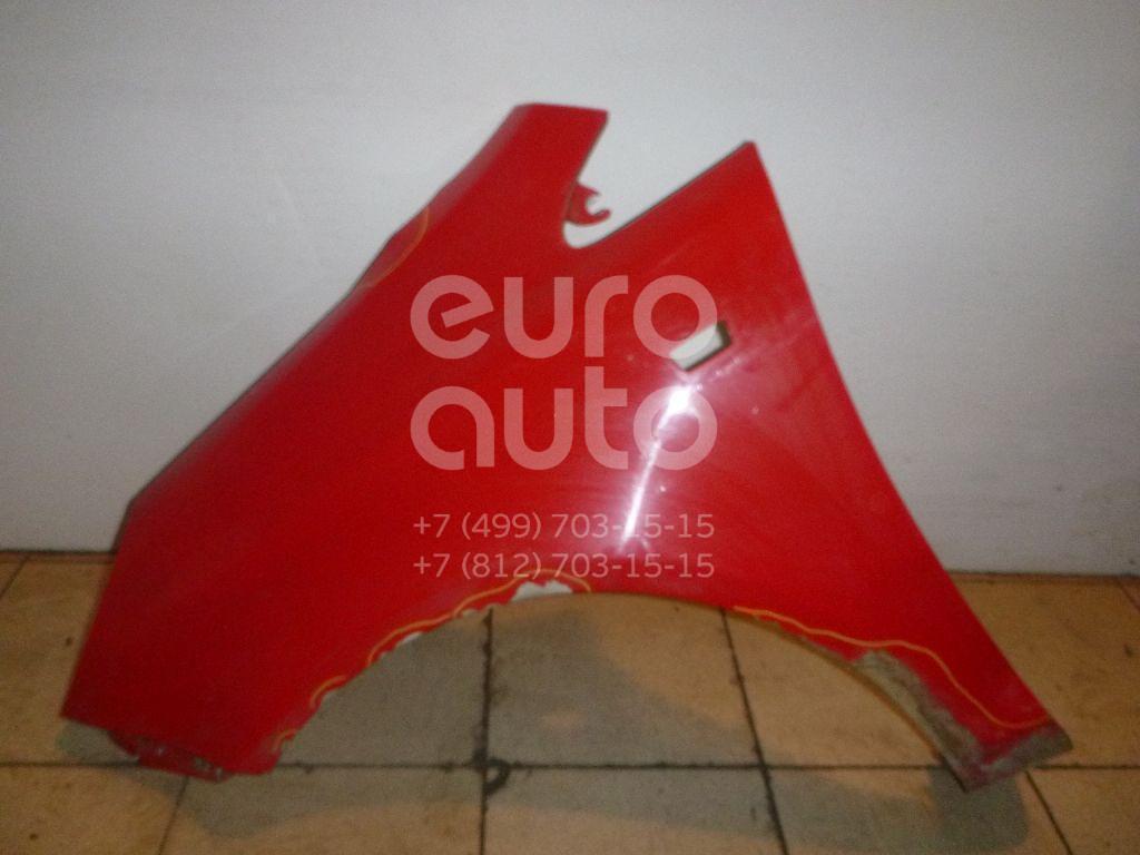 Крыло переднее левое для Opel Corsa D 2006-2015 - Фото №1
