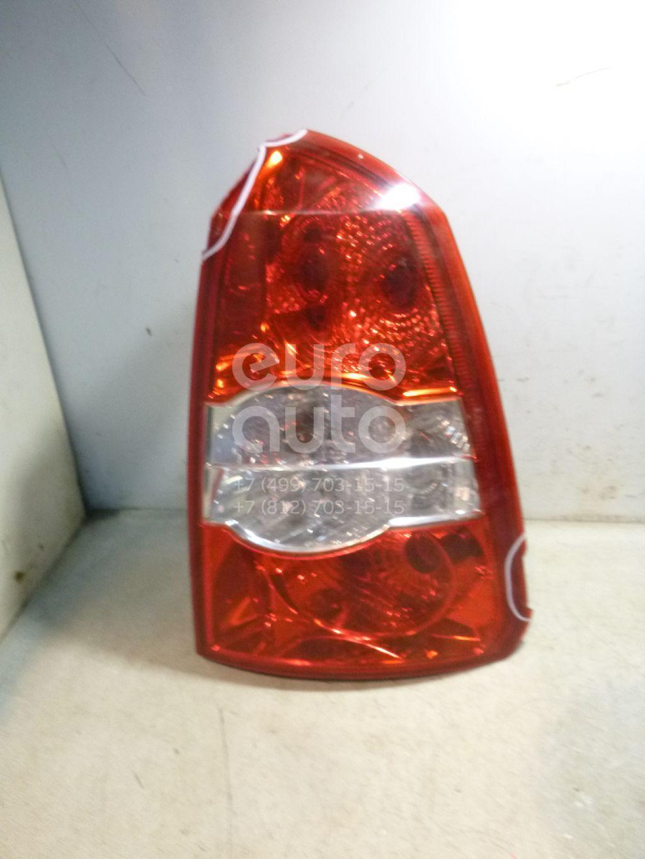 Фонарь задний правый для Chevrolet Lacetti 2003-2013 - Фото №1