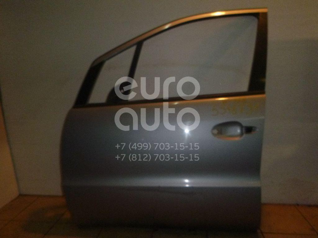 Дверь передняя левая для Mercedes Benz A140/160 W168 1997-2004 - Фото №1