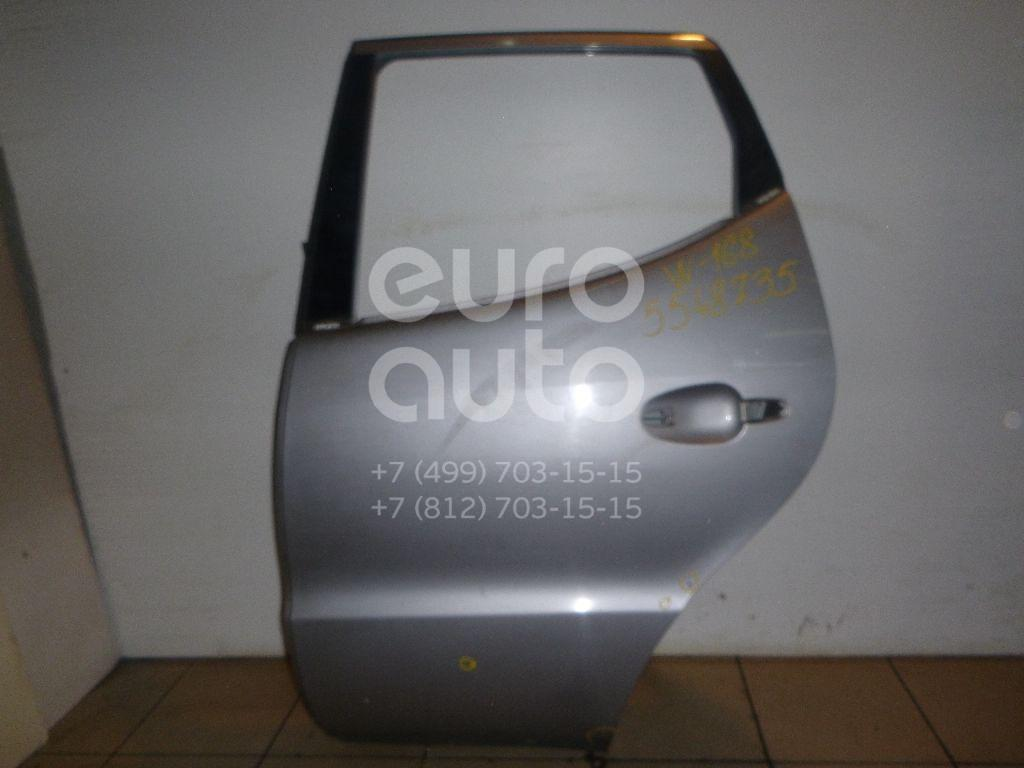 Дверь задняя левая для Mercedes Benz A140/160 W168 1997-2004 - Фото №1