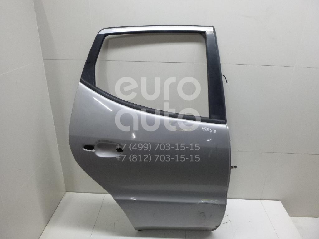 Дверь задняя правая для Mercedes Benz A140/160 W168 1997-2004 - Фото №1