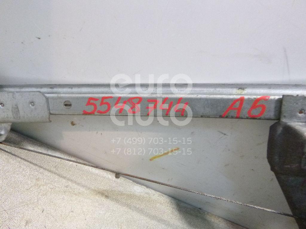 Стеклоподъемник электр. задний правый для Audi A6 [C4] 1994-1997 - Фото №1