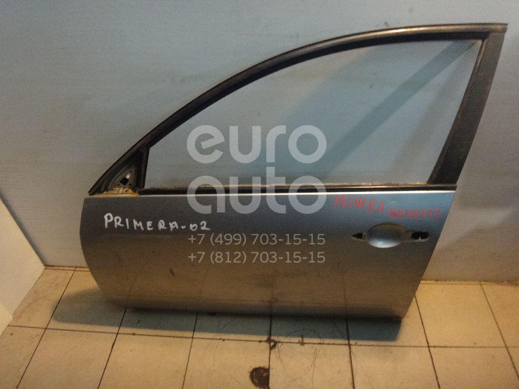 Дверь передняя левая для Nissan Primera P12E 2002> - Фото №1