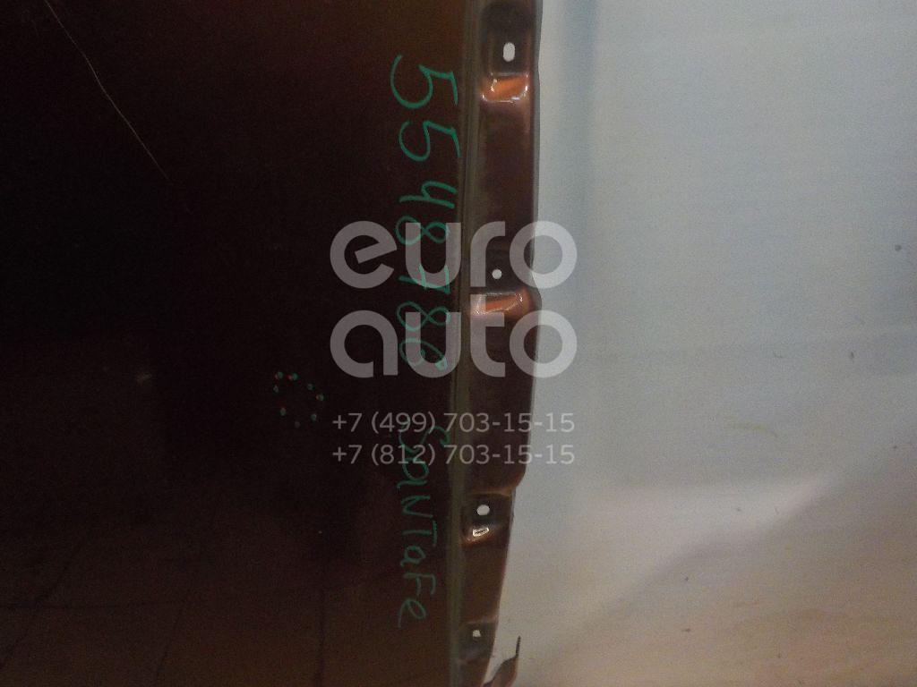 Капот для Hyundai Santa Fe (SM)/ Santa Fe Classic 2000-2012 - Фото №1