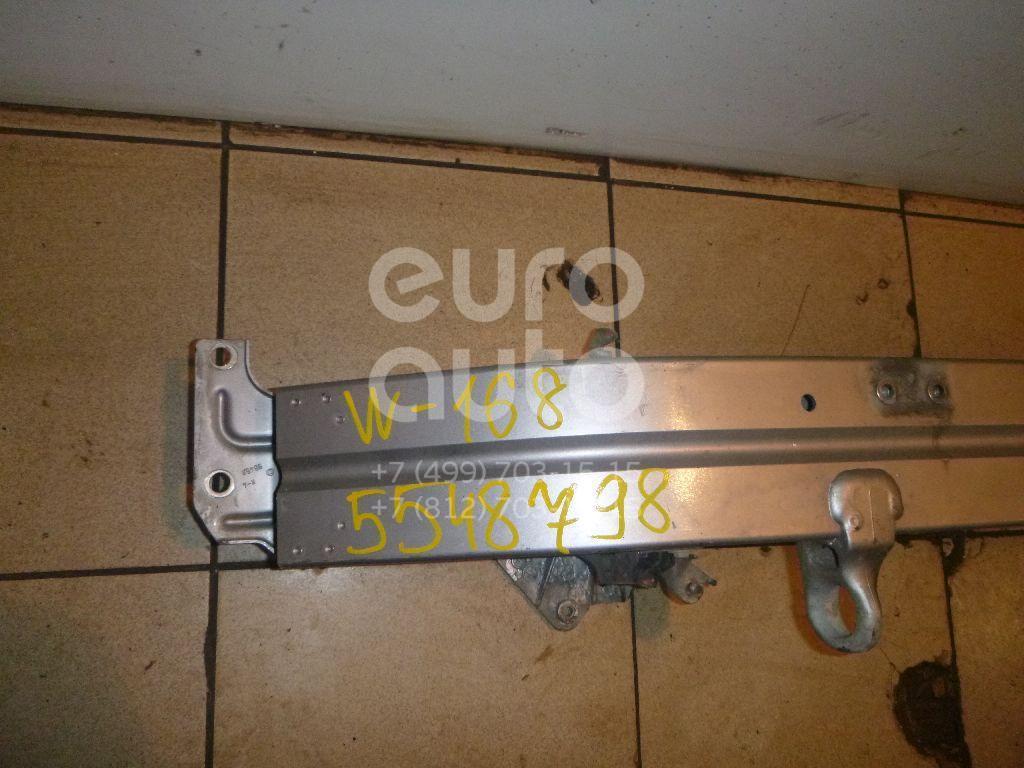Усилитель переднего бампера для Mercedes Benz A140/160 W168 1997-2004 - Фото №1