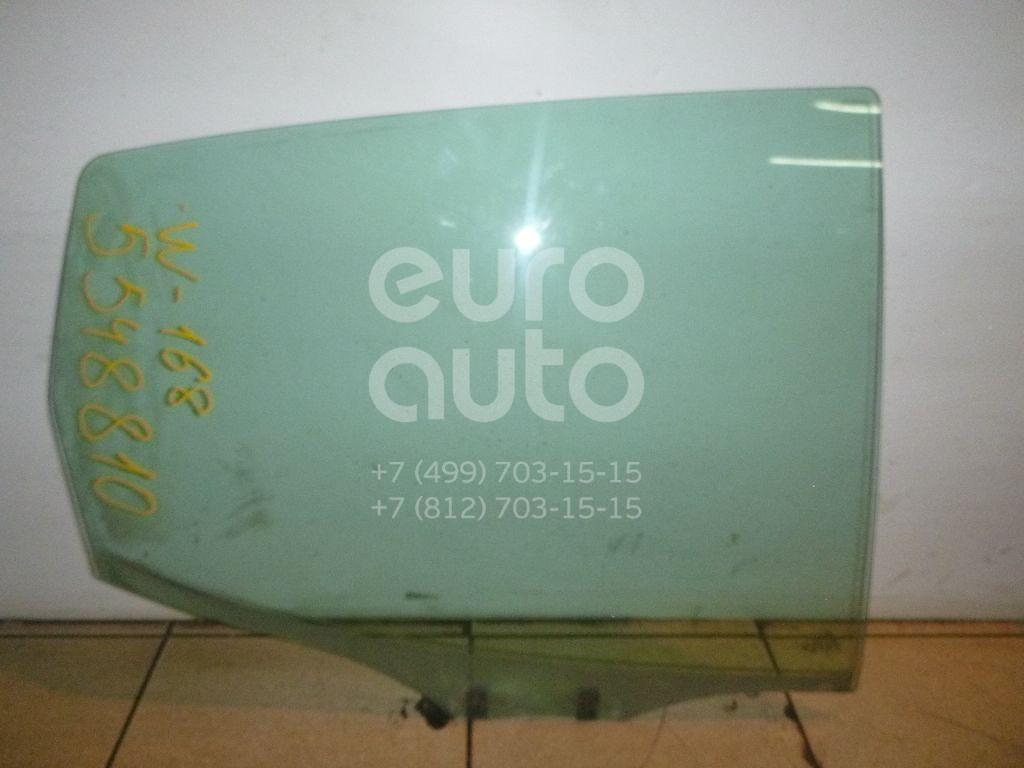 Стекло двери задней правой для Mercedes Benz A140/160 W168 1997-2004 - Фото №1
