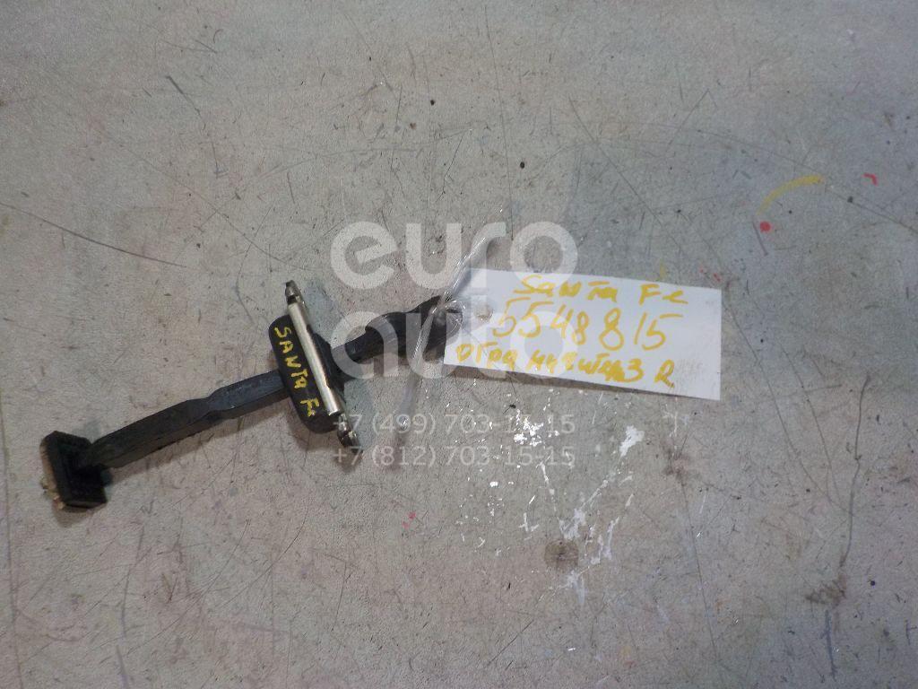 Ограничитель двери для Hyundai Santa Fe (SM)/ Santa Fe Classic 2000-2012 - Фото №1