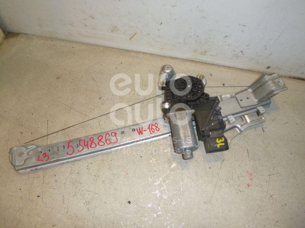 Стеклоподъемник электр. задний левый для Mercedes Benz A140/160 W168 1997-2004 - Фото №1