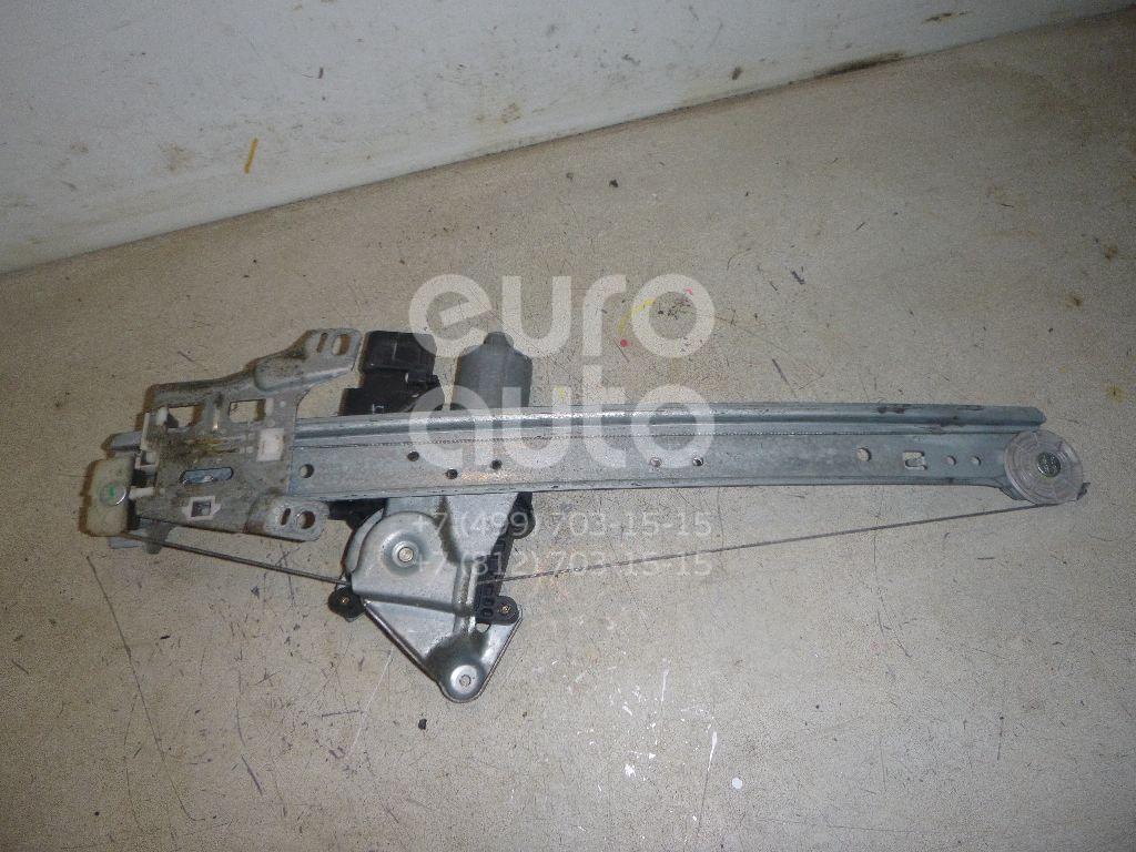 Стеклоподъемник электр. задний правый для Mercedes Benz A140/160 W168 1997-2004 - Фото №1