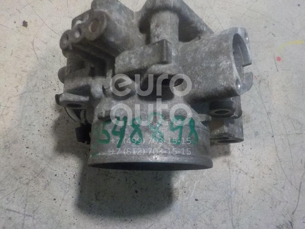 Заслонка дроссельная механическая для Hyundai,Kia Santa Fe (SM) 2000-2005;Sonata V (NEW EF) 2001-2012;Magentis 2000-2005 - Фото №1