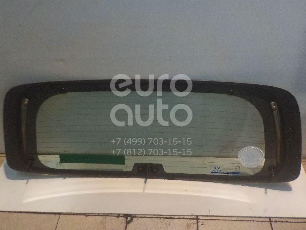 Стекло заднее для Hyundai Santa Fe (SM)/ Santa Fe Classic 2000-2012 - Фото №1