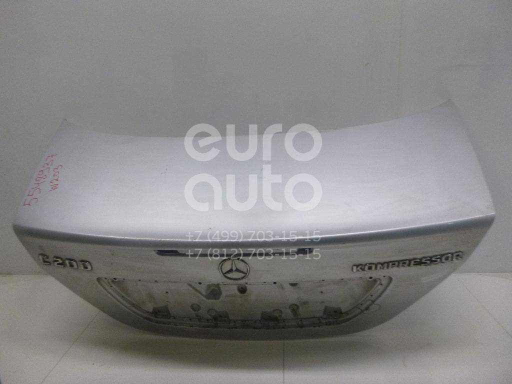 Крышка багажника для Mercedes Benz W203 2000-2006 - Фото №1