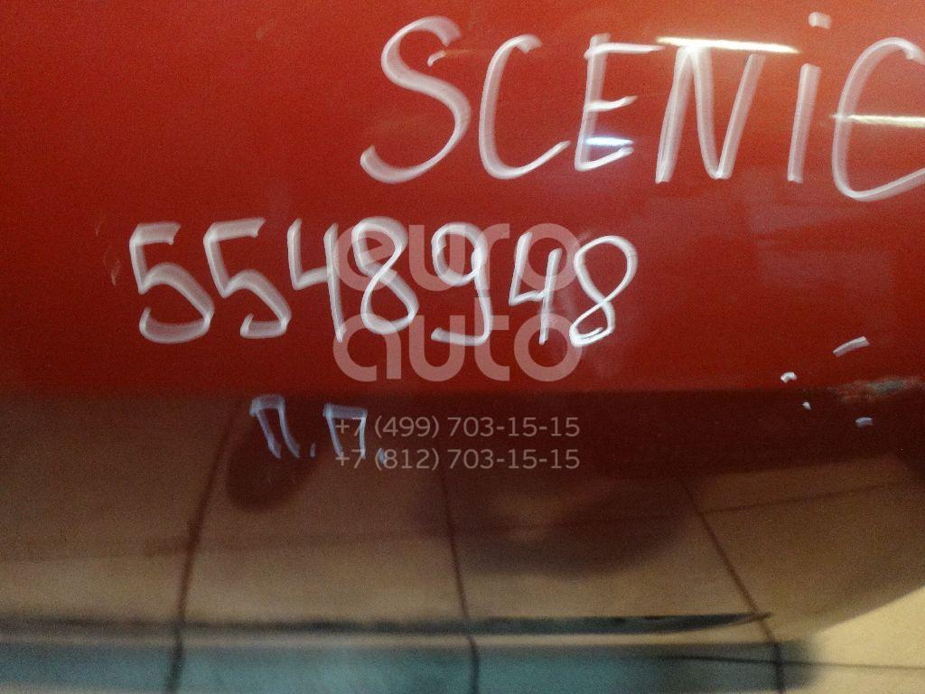 Дверь передняя правая для Renault Scenic 2003-2009 - Фото №1