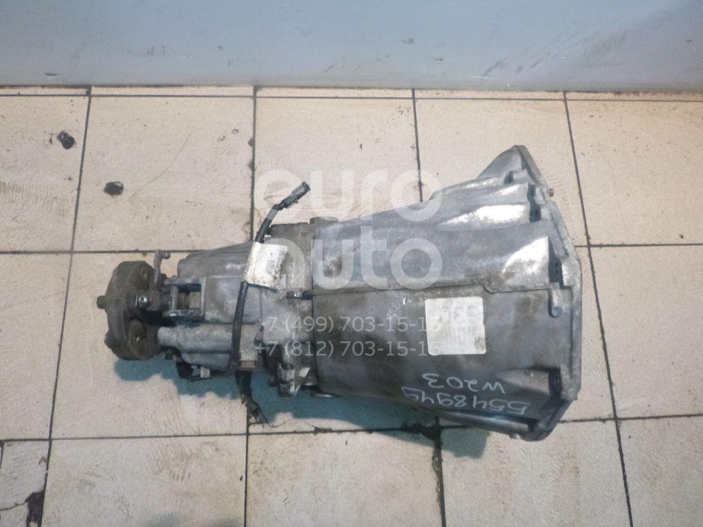 МКПП (механическая коробка переключения передач) для Mercedes Benz W203 2000-2006 - Фото №1