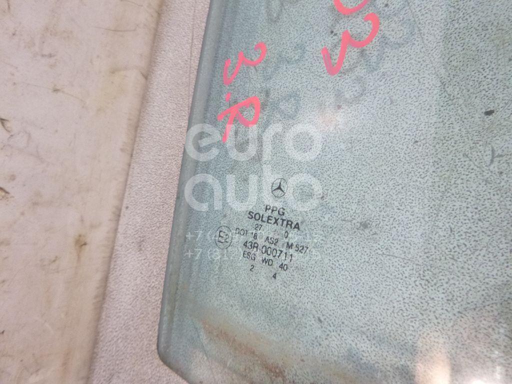 Стекло двери задней правой для Mercedes Benz W203 2000-2006 - Фото №1